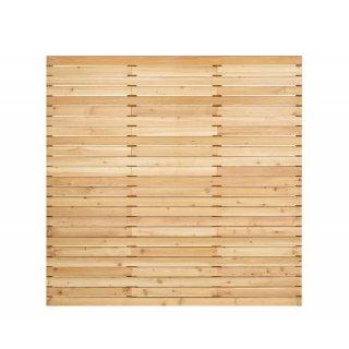 180 x 180 cm sichtschutzzaun rhombus aus sib l rche 169. Black Bedroom Furniture Sets. Home Design Ideas